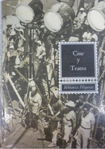 libro, cine y teatro de ana maria naudín biblioteca hispania