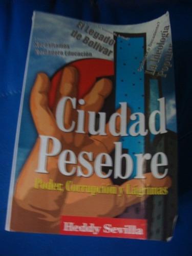 libro ciudad pesebre