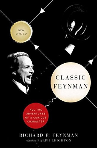 libro classic feynman: all the adventures of a curious chara