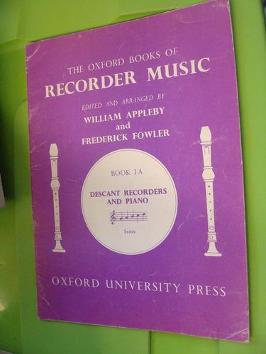libro clave 55 recorder music , book i , oxford university