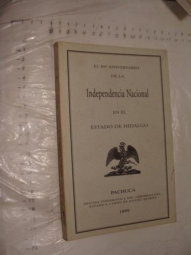 libro clave 6 el 89 aniversario de la independencia acional
