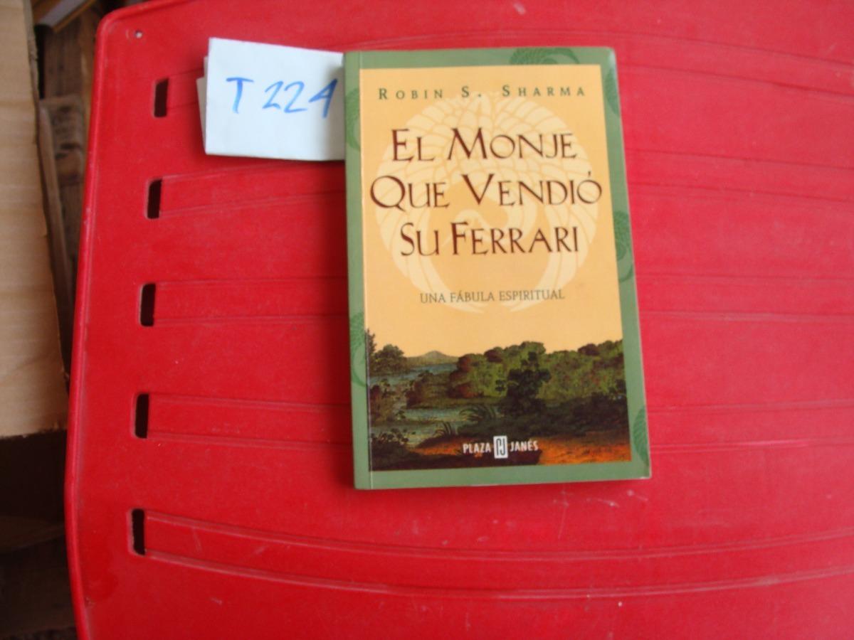 libro clave 90 el monje que vendio su ferrari , robin s. sha. Cargando zoom.