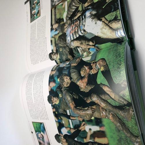 libro club de rugby los tilos - 75 años