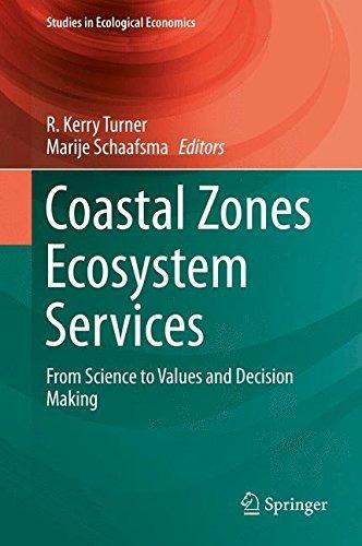 libro coastal zones ecosystem services: from science to va