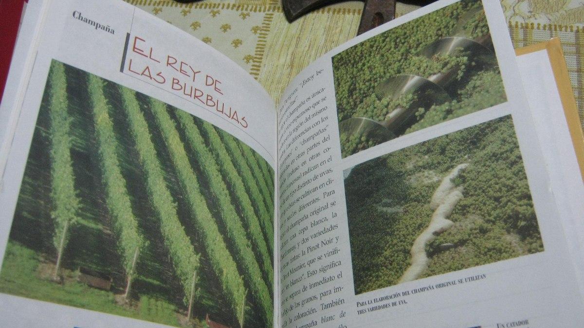 Libro de vinos y libro de cocina italiana impecables - Libros de cocina originales ...