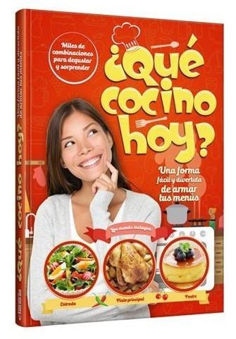 libro cocina qué cocino hoy? - grupo clasa