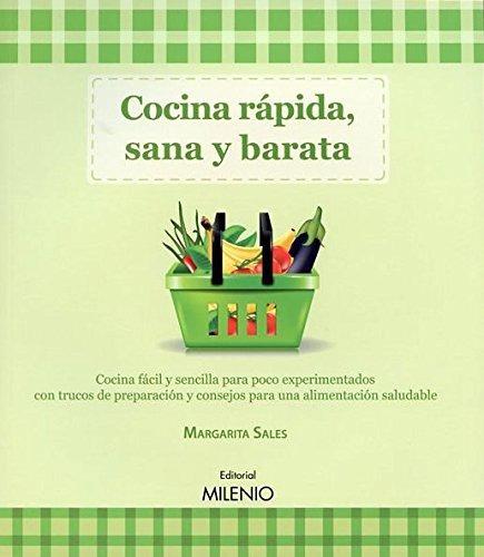 Libro cocina r pida sana y barata cocina f cil y - Cocina rapida y facil ...