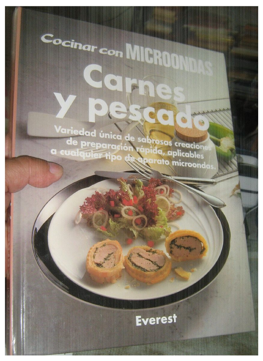 Cocinar Con El Microondas | Libro Cocinar Con Microondas Carnes Y Pescados Recetas 125 00