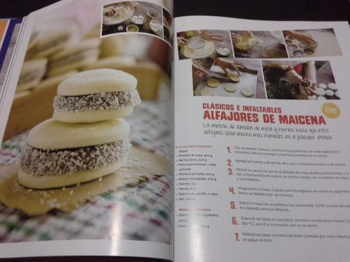 libro cocineros argentinos tapa dura