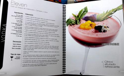 libro cócteles  la coctelería de autor de luca anastasio
