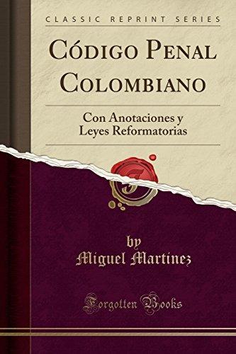 Resultado de imagen para código penal de colombia