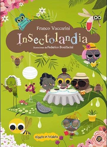 Libro Colección Atrapacuentos Insectolandia Local Y Envios -   420 ... 9f530449ae3