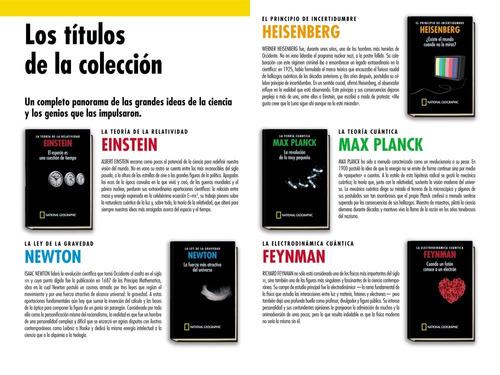 libro colección grandes ideas de la ciencia 1x10