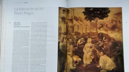 libro colección grandes maestros de la pintura da vinci