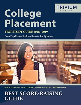 Libro - College Placement Test Study Guide 2018-2019: Exam P
