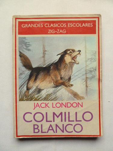 libro colmillo blanco de jack london