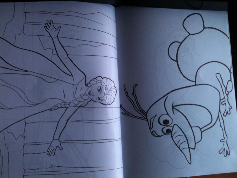 Excepcional Libro Para Colorear Rapunzel Inspiración - Páginas Para ...
