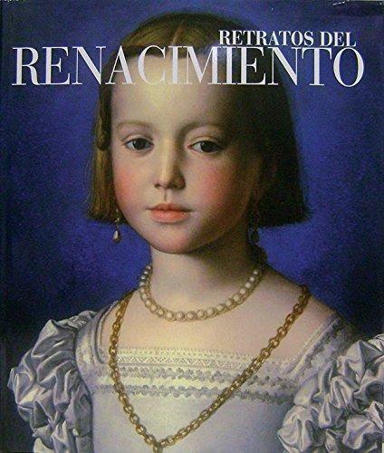 libro coloseo 40: retratos del renacimiento - nuevo