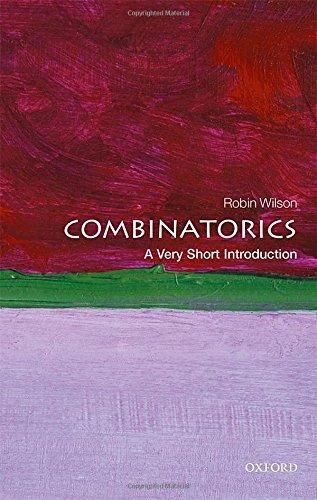 libro combinatorics: a very short introduction - nuevo