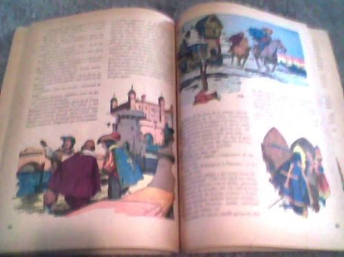 libro comic clasicos de oro los 3 mosqueteros