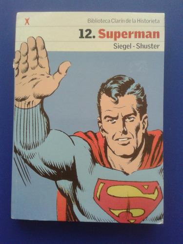 libro comic superman  coleccion de sus mejores historias