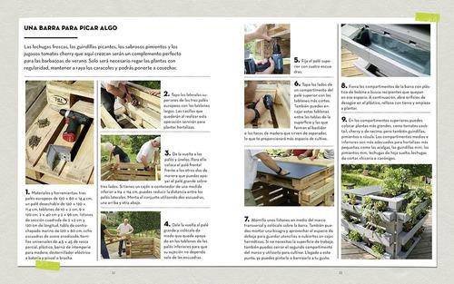 libro cómo construir un huerto vertical.
