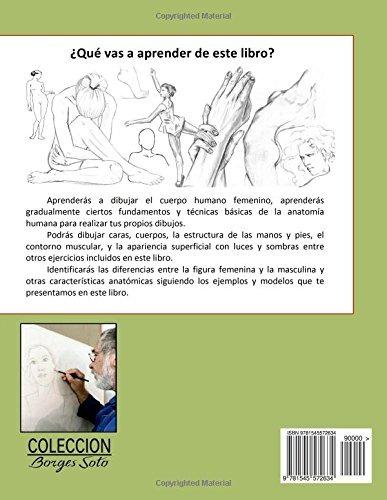 Libro : Como Dibujar La Figura Femenina / Anatomia Humana ...