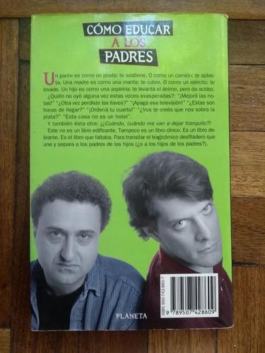 libro como educar a los padres