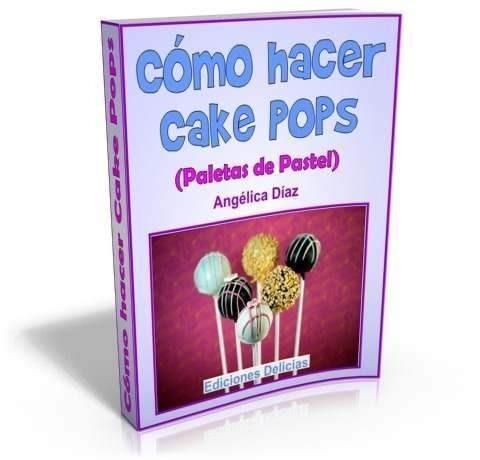 libro cómo hacer cake pops - isbn: 978-607-00-9316-1