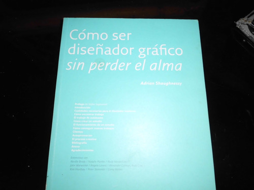 libro como ser diseñador grafico sin perder el alma 5nortes