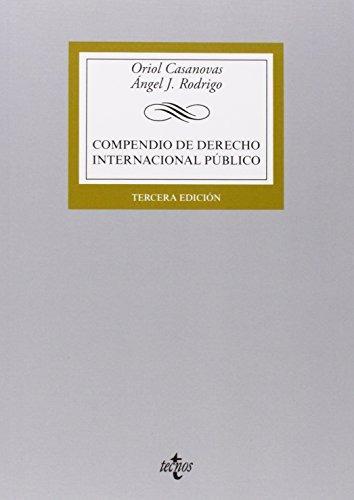 libro compendio de derecho internacional público - nuevo
