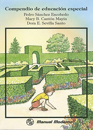 libro compendio de educación especial - nuevo
