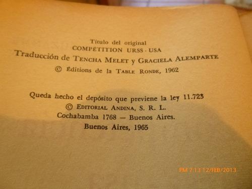 libro competencia u,r,s,s,  u,s,a --suzanne labin (922