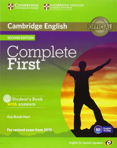 libro complete first student's book y workbook