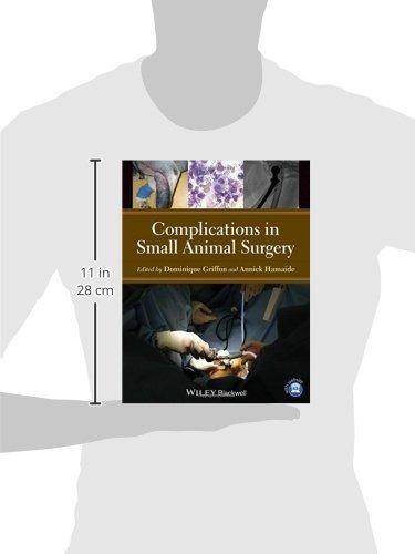 libro complications in small animal surgery - nuevo