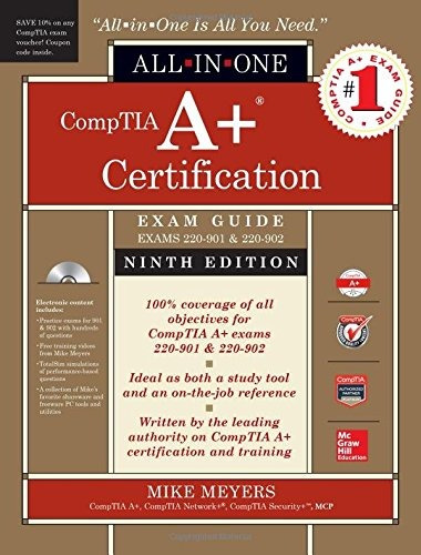 libro comptia a+ certification all-in-one exam guide: exams