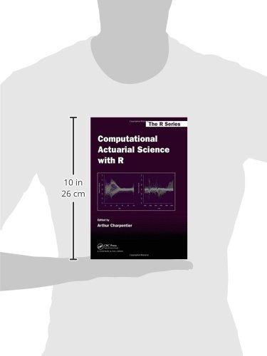 libro computational actuarial science with r - nuevo
