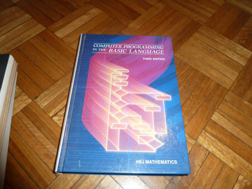 libro computer programming in the basic language, 3a ed.