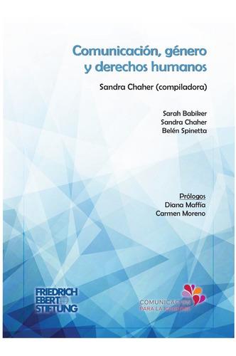 libro comunicación, género y derechos humanos