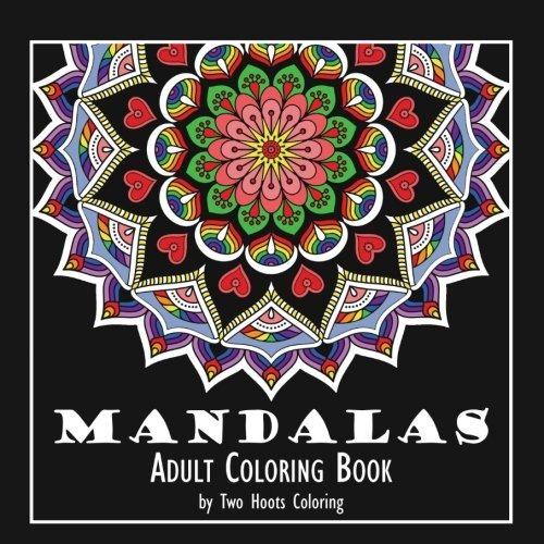 Libro Con 45 Diseños Hermosos E Intrincados De Mandala - $ 44.900 en ...