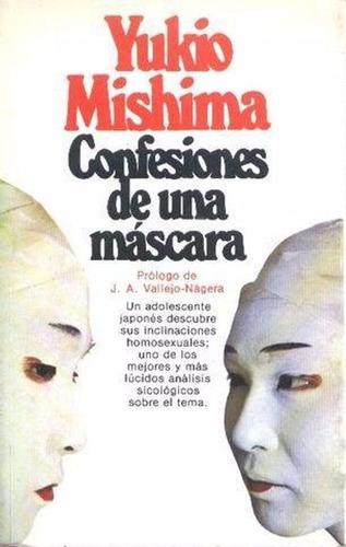 libro, confesiones de una máscara de yukio mishima.