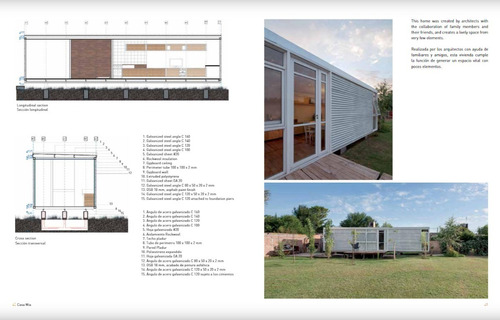 libro container & prefab houses