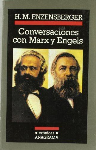 libro conversaciones con marx y engels (cro) - nuevo