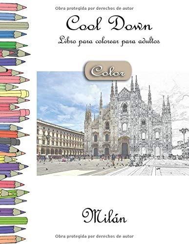 Libro : Cool Down [color] - Libro Para Colorear Para (0555 ...