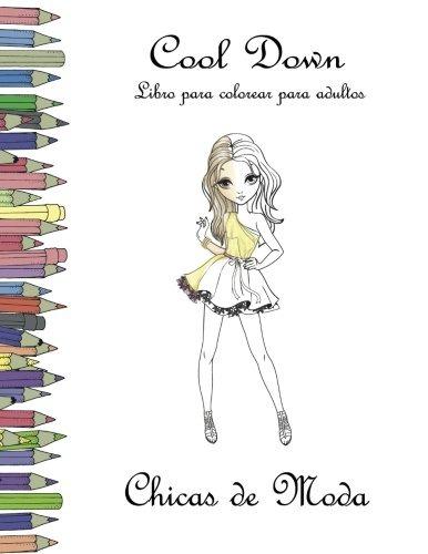 Libro : Cool Down - Libro Para Colorear Para Adultos: Chi... - $ 729 ...