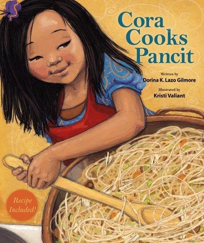 libro cora cooks pancit - nuevo