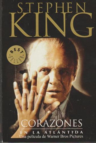 libro corazones en la atlantida de stephen king en oferta