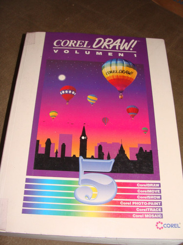 libro corel draw 5 vol. 1