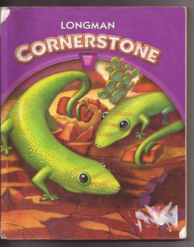libro cornerstone a pearson longman