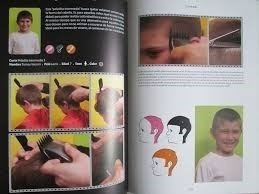 libro cortes y peinados infantiles incluye dvd lexus